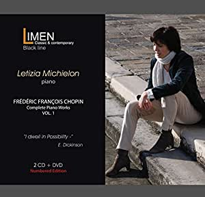 Chopin - Complete Piano Works VOL. 1 (2CD+DVD)