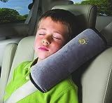 Honearn Auto-Sicherheit-/Schultergurt-Kissen, Sicherheitsgurt-Kissen, weicher Plüsch-Auto-Sicherheitsgurt-Überzug, Kopfstütze/Nackenstütze für Kinder, Babies, Erwachsene