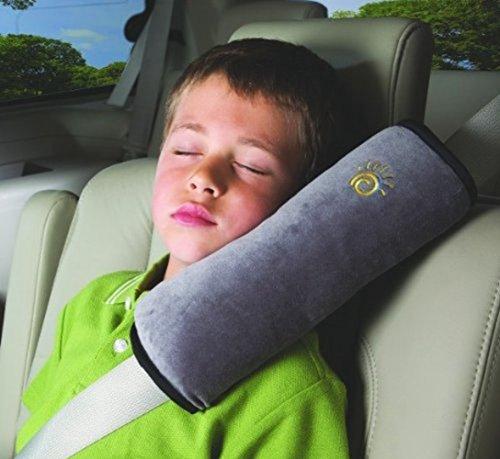 Preisvergleich Produktbild Honearn Auto-Sicherheit- / Schultergurt-Kissen,  Sicherheitsgurt-Kissen,  weicher Plüsch-Auto-Sicherheitsgurt-Überzug,  Kopfstütze / Nackenstütze für Kinder,  Babies,  Erwachsene
