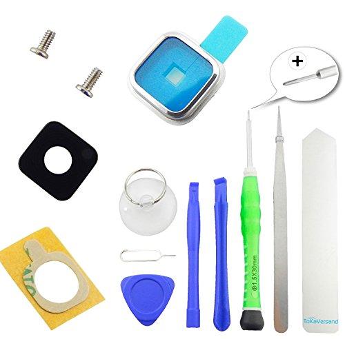 Pack de accesorios para Samsung Galaxy S5 Mudder 9 en 1 3 x tapa de puerto USB, 2 x tornillos, 2 x soportes de pl/ástico, 1 x destornillador, 1 x pa/ño de limpieza