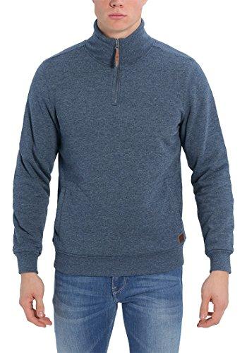 BLEND Tedius - Sweat-Shirt- Homme Navy (70230)