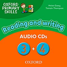 Oxford Primary Skills : Level 3+4, Reading and Writing, 1 Audio-CD