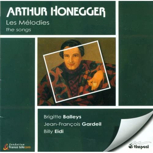 Honegger, A.: Vocal Music