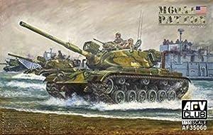 AFV Club de AF 35060 - Kit Modelo M60A1 Patton Tanque de Batalla Principal