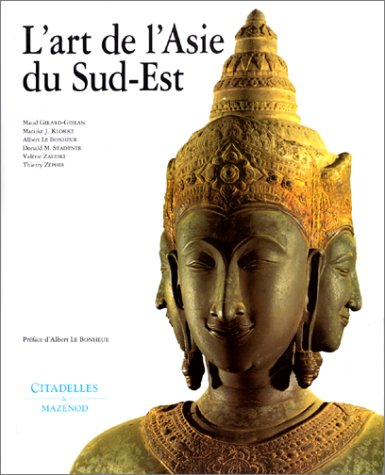 L'Art de l'Asie du Sud-Est par Maud Girard-Geslan