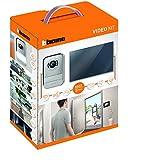 BTicino 317013 Kit Videocitofono 2 Fili, Finitura Specchio Mono/Bifamigliare