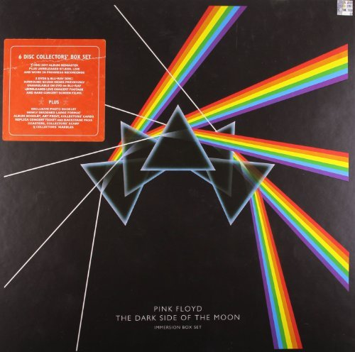 The Dark Side Of The Moon [2011 - Original Recording Remastered] [Immersion Edition] by Pink Floyd (2011-09-27) - Immersion Box