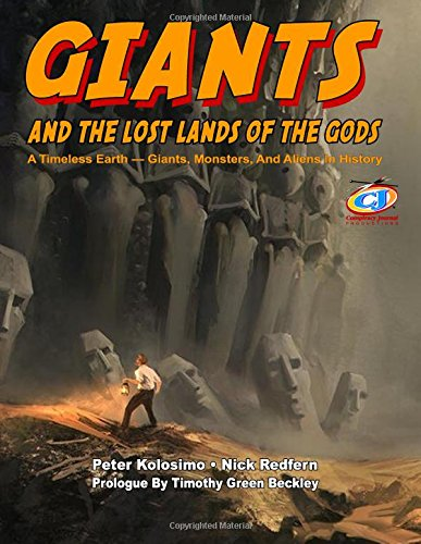 GIANTS & THE LOST LANDS OF THE por Peter Kolosimo