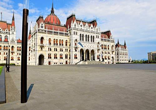 hansepuzzle 61742 Gebäude - Rathaus, 260 Teile in Hochwertiger Kartonbox, Puzzle-Teile in wiederverschliessbarem Beutel.