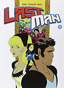 Lastman Edition simple Tome 1