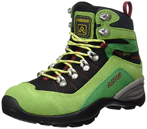 6fd70d4d2 Asolo Enforce GV Jr Boot Unisex Children, Enforce Gv Jr, Lime Green/Black,  34 - Buy Online in Oman. | Sports Products in Oman - See Prices, Reviews  and Free ...