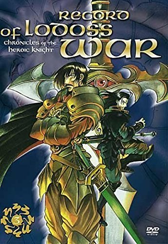 Record of Lodoss War: Chronicles of the Heroic Knights, Vol. 3