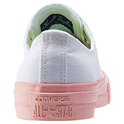 Converse - All Star Ii, Pantofole Unisex – Adulto WHITE|MULTI
