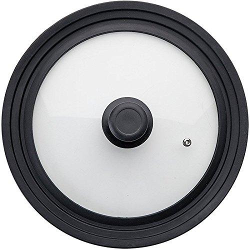 Ibili 970810 Couvercle en Verre 24/26/28 cm