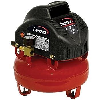 Powermate Vx Vnp0000101 1 Gallon Pancake Air Compressor