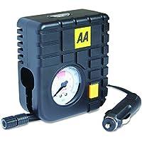 Pneumatici Aria strumento 12V AA Travel Essentials Heavy Duty–Mini compressore