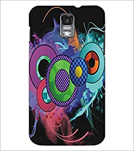SAMSUNG GALAXY S4 MINI PATTERN Designer Back Cover Case By PRINTSWAG
