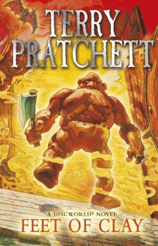 Feet Of Clay: (Discworld Novel 19) (Discworld Novels, Band 19)