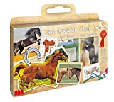 Multiprint 07895 - Stempelset Mein Pferd, 12 teilig