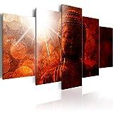murando - Cuadro 200x100 - impresión de 5 Piezas en Material Tejido no Tejido -...