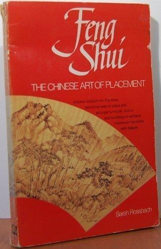 Feng Shui by Sarah Rossbach (1983-09-19) par Sarah Rossbach