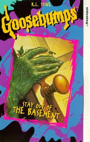 goosebumps-stay-out-of-the-basement-vhs