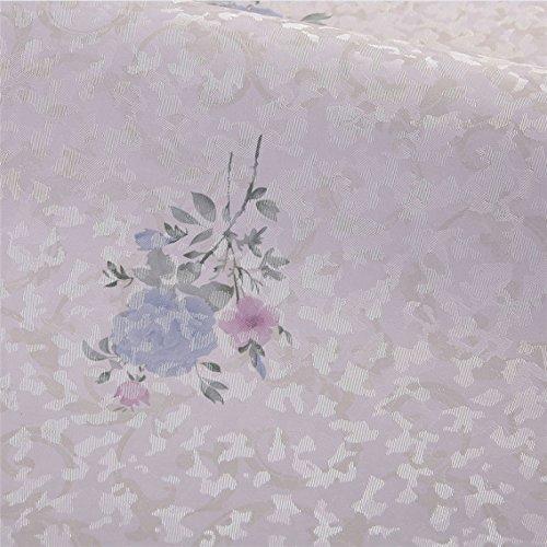 Zhzhco Selbstklebende Pvc-Tapeten 45Cm*10M Warmen Schlafzimmer Wohnzimmer Wände Wild Orchids