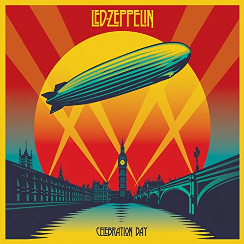 Celebration Day (Edition Deluxe 2 CD + Blu Ray + DVD Format...