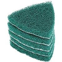 Almohadilla para fregar Scotched Abrasivo Almohadillas de acabado abrasivas Almohadillas de mano abrasivas Accesorios para rectificadoras de placas para eliminar el óxido y las escamas y