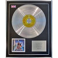 Fisch (Marillion)–CD Platinum disc- Wachheit in eine Wüste Spiegel