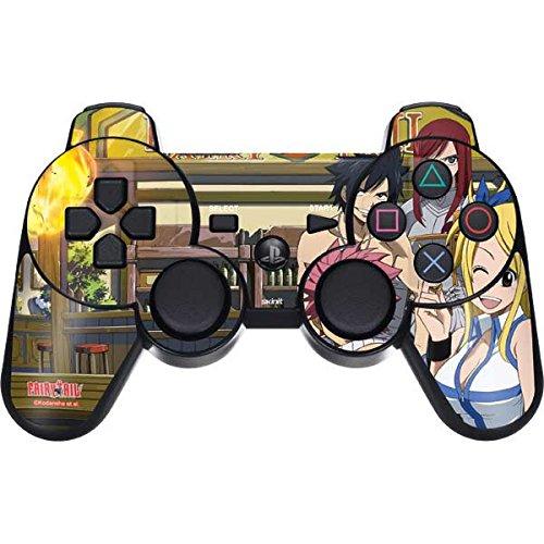 """PS3 Custom UN-MODDED Controller """"Exclusive Design - Prise de vue du Groupe de Fairy Tail """""""