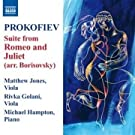 Prokofiev: Romeo And Juliet (Arr. For Violas And Piano)