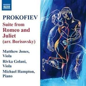 Roméo Et Juliette, Op.64 (Arr. Pour Alto Et Piano)