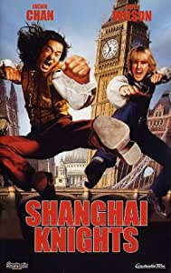Shanghai Knights [VHS]