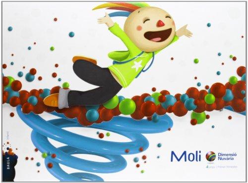 Moli Infantil 4 anys Carpeta 1r trimestre Dimensió Nuvària (Projecte Dimensió Nuvària) - 9788447926183
