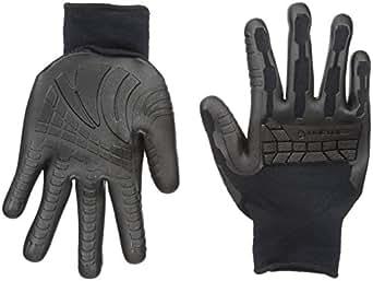 Carhartt Men's Ergo Knuckler Glove, Black, Small/Medium