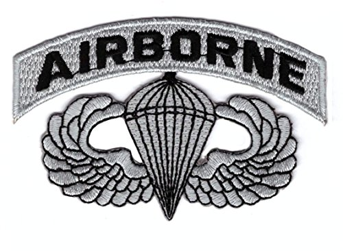 airborne-jump-wings-and-parachute-air-force-us-military-biker-patch-parche-motero-bordado-termoadhes