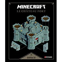 Minecraft : Le château fort: Plans de montage 3D