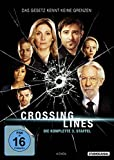 Crossing Lines - Die komplette 3. Staffel [4 DVDs]
