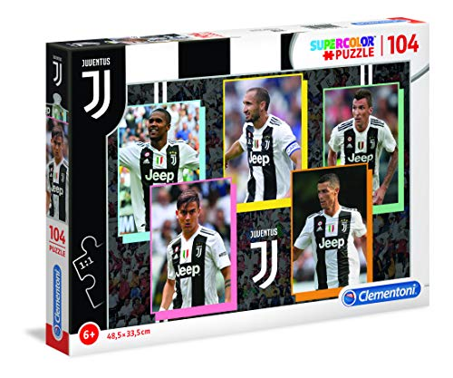 Clementoni Puzzle Juventus, 27524