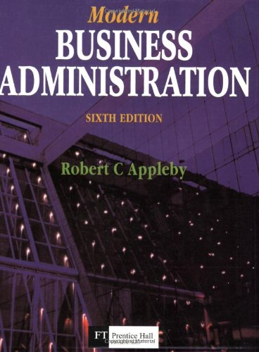 e-Books Collections Modern Business Administration