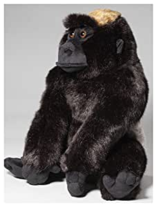 Peluche Gorille, Gorilla 30cm [Jouet]