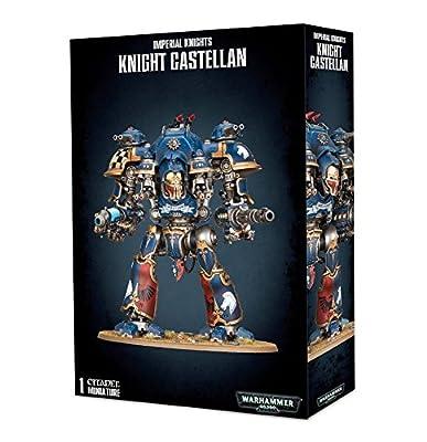 Games Workshop Knight Castellan - Imperial Knights 54-16 - Warhammer 40,000