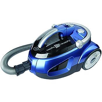 Taurus 3G Aspirador Sin Bolsa Megane 3 G Eco-Turbo, 800 W, 2 litros, 84 Decibelios, Azul