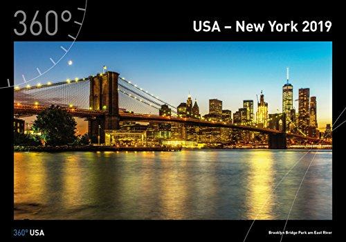 360° USA - New York Kalender 2019