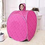 Sauna a vapore domestica portatile, corpo Sauna , pink