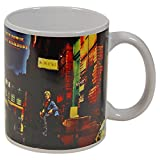 Ziggy Stardust Mug, David Bowie by Pop Art Products