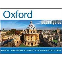 Oxford PopOutGuide: PopOut Map (Popout Maps)
