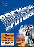 Back to Future: Complete Trilogy [DVD] [1985] [Region 1] [US Import] [NTSC]
