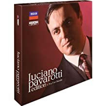 Luciano Pavarotti Édition 1 : the First Decade